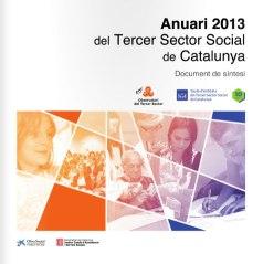Anuari 2013 del Tercer Sector Social